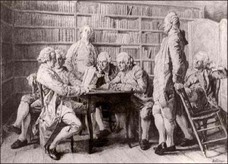 Ben Franklin's Junto