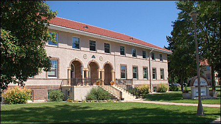 Nova-Tech, one of the co-owners of the MinnWest Technology Campus, is located in this building. The buildings on the campus date to the early 1900s.