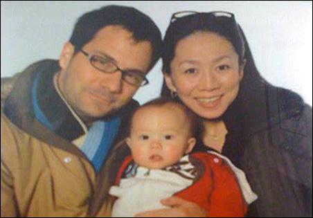 Allen, Tomoko and Luke Lindskoog
