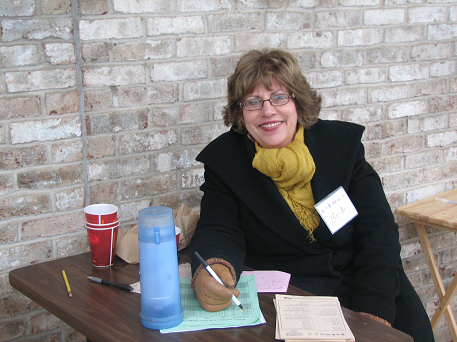 Barb Syverson (photo by Joe Kimball)