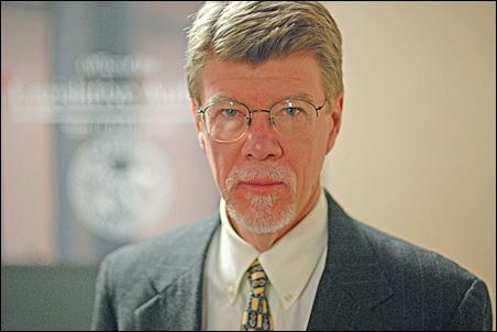 Legislative Auditor James Nobles