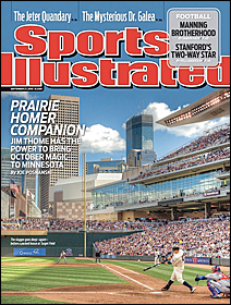 Sports Illustrated Thome cover