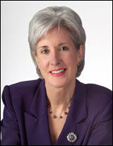 Sec. Kathleen Sebelius