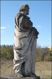 Longfellow statue