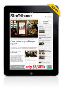 Star Tribune iPad