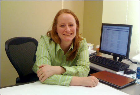 Anne Champlin, interactive account director