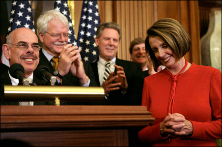 Speaker of the House Nancy Pelosi news conference