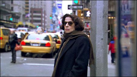 "Fran Lebowitz in the Martin Scorsese documentary ""Public Speaking"""