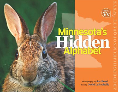 """Minnesota's Hidden Alphabet"" by Joe Rossi and David LaRochelle."