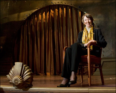 Ordway CEO Patricia Mitchell