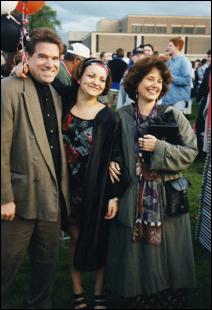 Mark Ritchie, Rachel Ritchie, and Nancy Gaschott