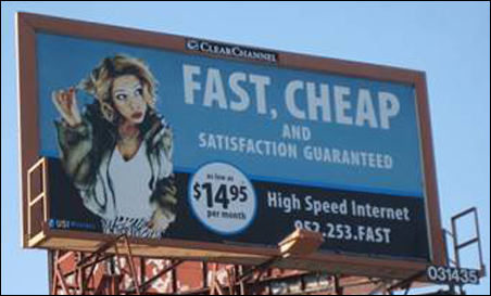 Bye-bye, billboards. Facebook campaign against racy ads gets quick results