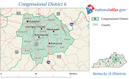 Kentucky's 6th District