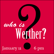 Who is Werther?