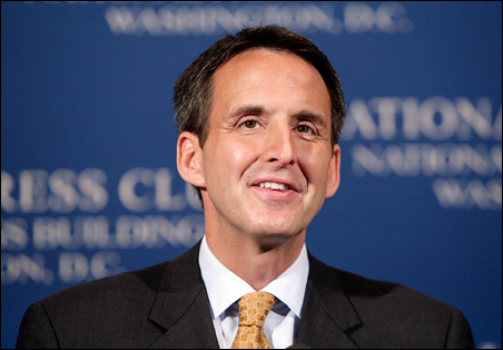 """The party of Sam's Club"": Pawlenty's running with it"