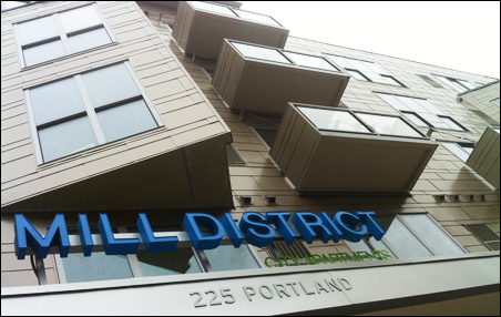 Mill District Apartments