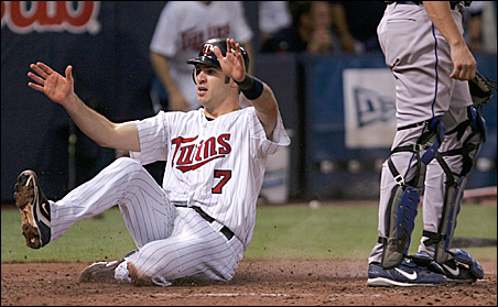 Joe Mauer is in a situation where potential positives are simply ignored and negatives are magnified.
