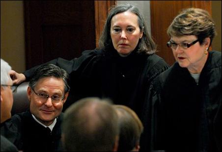 The three judge panel