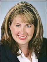 Senate Majority Leader Amy Koch