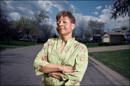 """Delma J. Francis: """"One thing my situation has instilled in me is humility."""""""