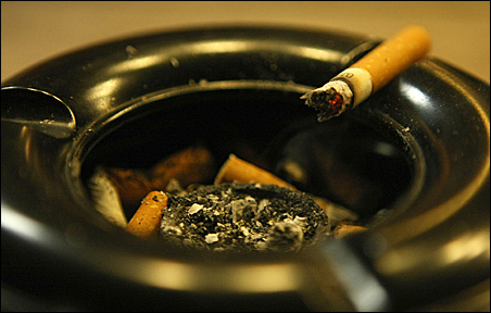 The Mayo study is the first to report a link between smoking bans and a decrease in sudden cardiac deaths.