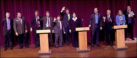 November 24 DFL gubernatorial debate
