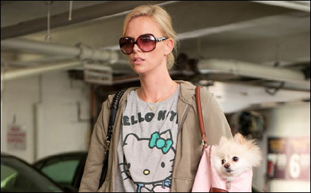 """Charlize Theron in """"Young Adult"""""""