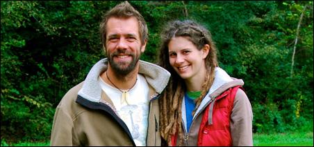 Bryan Crigler and Kate Foerster
