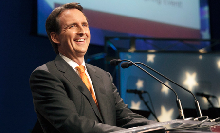 If you even recognize the name Tim Pawlenty you are easily in the upper half of the country in your expertise.