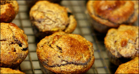 Morning muffins — delicious snack or diet killer?