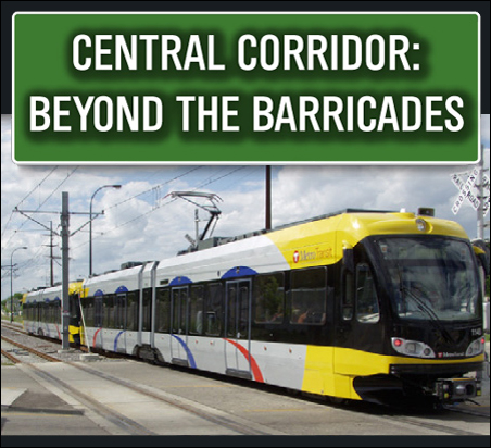 Central Corridor: Beyond the Barricades