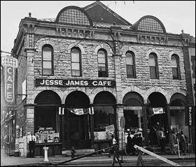 Jesse James Cafe, Northfield