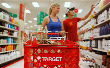 Was Target punished -- fairly or unfairly -- for its donation to a legal campaign group that backed seven candidates?