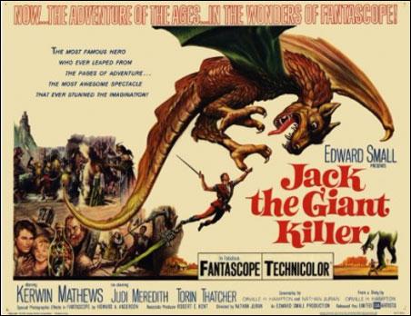"""""""Jack the Giant Killer"""""""