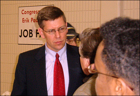 Rep. Erik Paulsen Job Fair