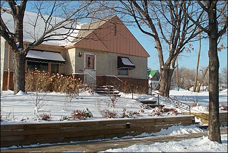 Pam Petrak's house