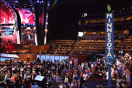 A unified Minnesota delegation joins in supporting Barack Obama's nomination.