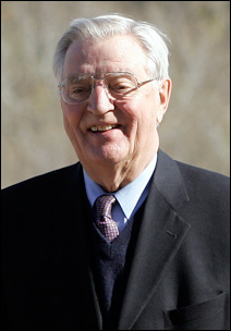 Former Vice Pres. Walter Mondale