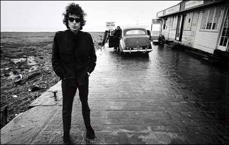 """Don't Look Back,"" D.A. Pennebaker's documentary about Bob Dylan"