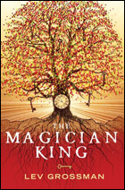"""""""The Magician King"""" by Lev Grossman"""