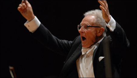 Today, at a spry 88, having lived in Minneapolis since 1960, Stanislaw Skrowaczewski is the world's oldest working major conductor.