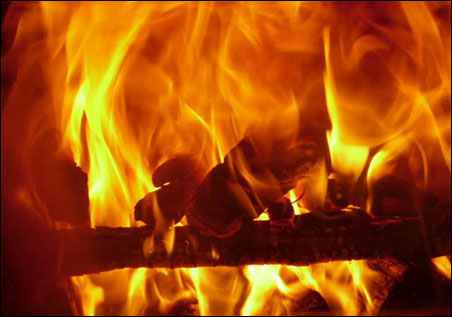 Where There S No Smoke There S Fire Time To Turn Your Woodburning