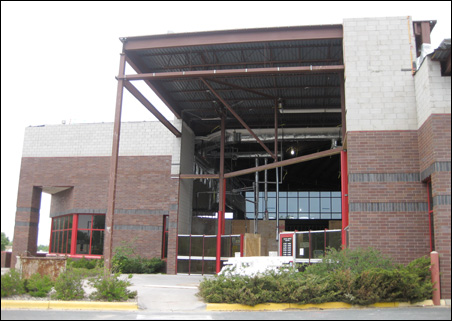 Roseville branch under renovation