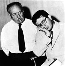 Alfred Hitchcock and Bernard Herrmann