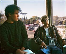 Luke Marcott and Martin Rojas discuss 'Moby Dick'