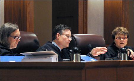 3 judge panel