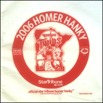 2006 Homer Hanky