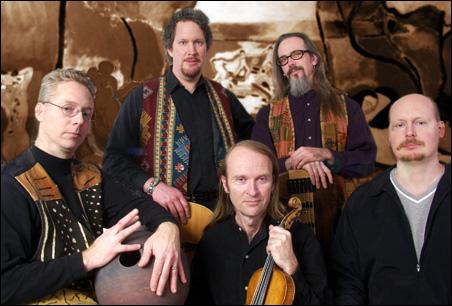 Axis Mundi will play a free concert Saturday at Saint Anthony Main Courtyard.