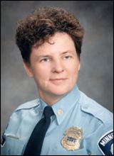 Assistant Chief of Police Sharon Lubinski