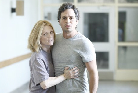 "Julianne Moore and Mark Ruffalo in ""Blindness"""